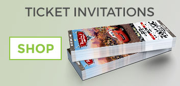 Shop Ticket Invitations